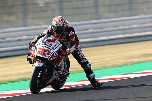 MotoGP Misano Isınma turları: Nakagami lider