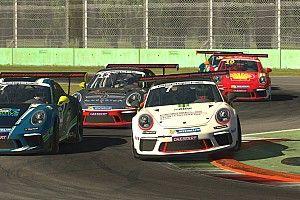 Jeff Giassi é bicampeão da Porsche Esports Carrera Cup