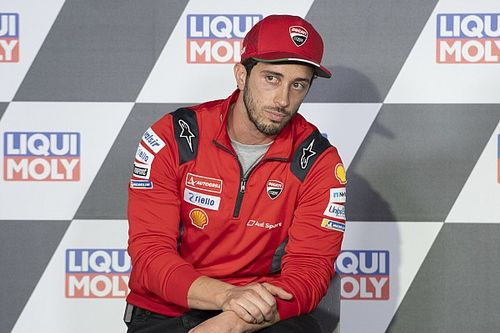 Dovizioso in negotiations with Yamaha for test rider role