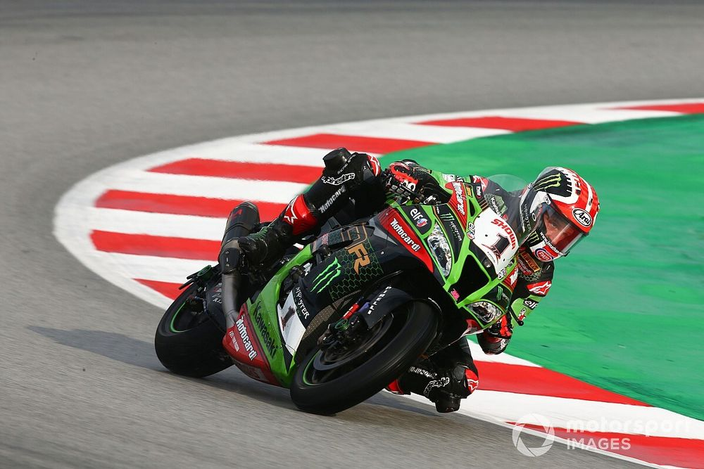 SBK, Barcellona, Gara 1: Rea inarrestabile, Ducati sul podio