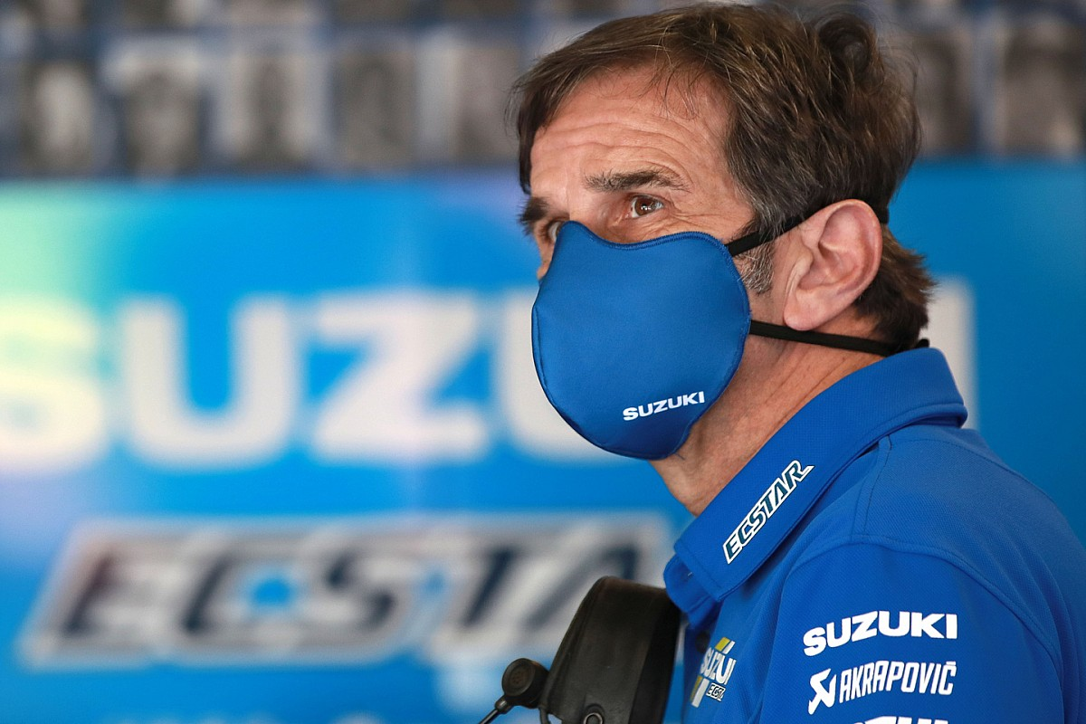 Suzuki MotoGP team won't replace F1-bound Brivio