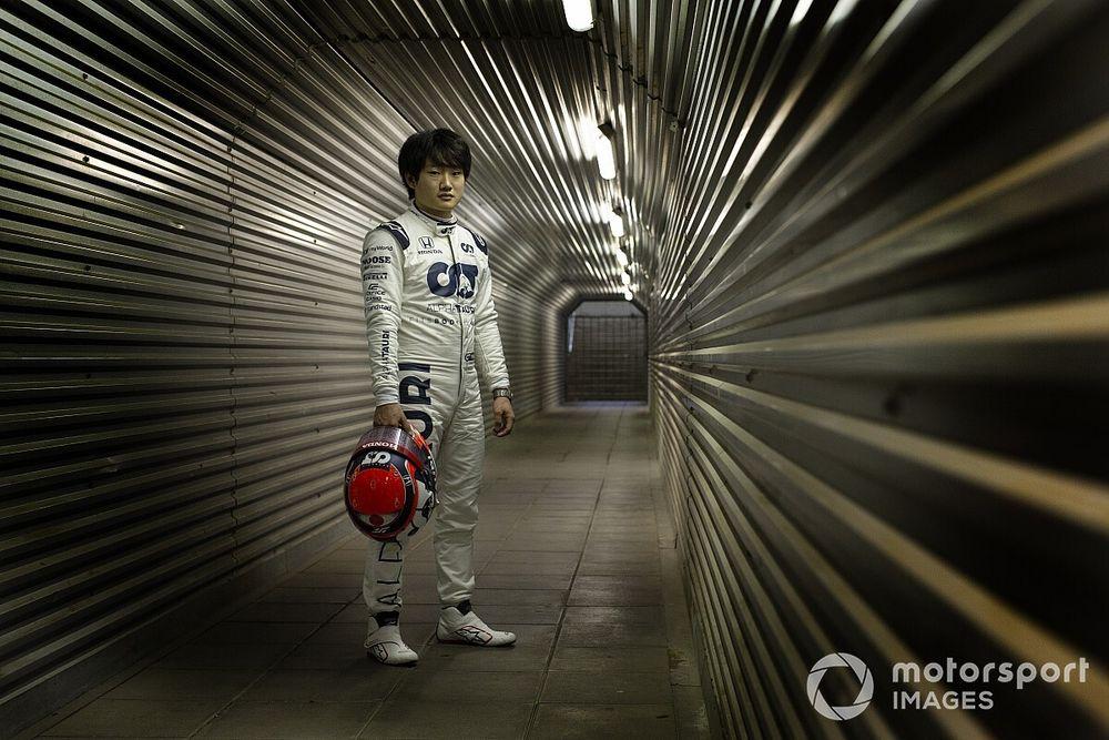AlphaTauri bevestigt Tsunoda voor Young Driver F1-Test Abu Dhabi