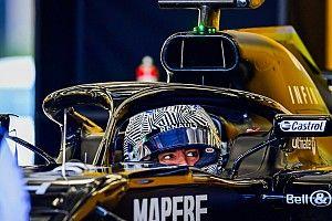 Renault explica el valor de los test de Alonso con el F1 de 2018
