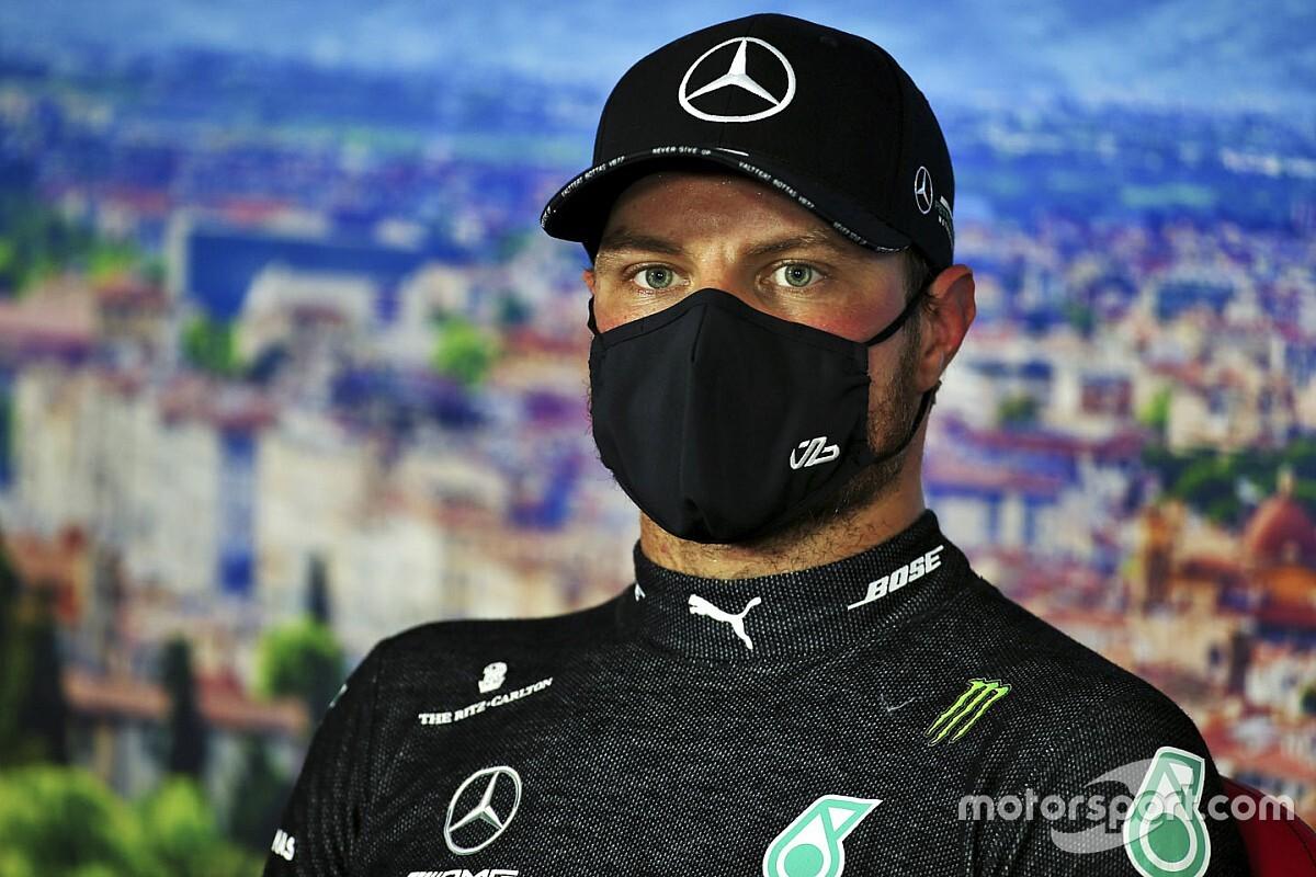 A Mercedes szeretett volna segíteni Bottasnak, azonban...