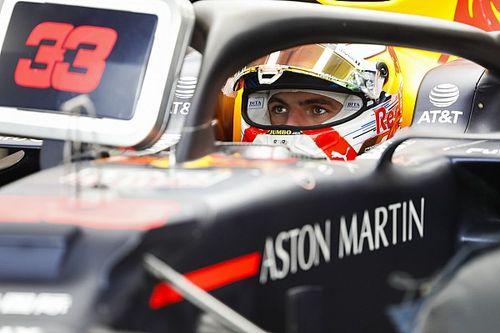 Verstappen ravi du regain de forme de Red Bull