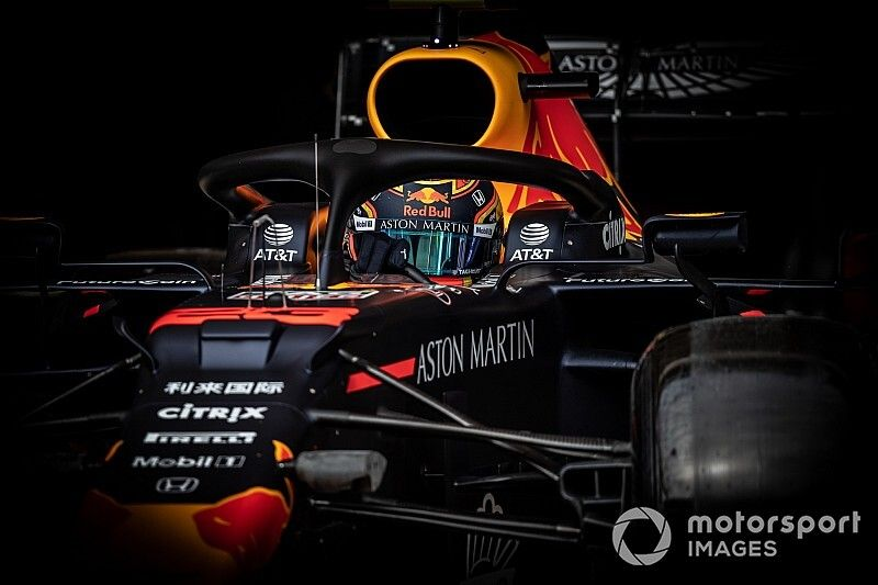 """Albon was """"almost back at square one"""" after Red Bull call-up"""