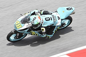 Moto3マレーシア決勝:鈴木竜生、不運の転倒リタイア。ダラ・ポルタ今季4勝目