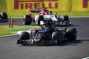 Grosjean: Split-screen can fix F1's midfield TV coverage