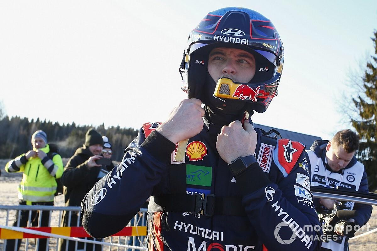 WRC: brutto incidente per Neuville nei primi test post COVID-19