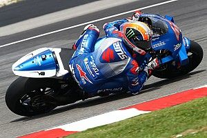 """Suzuki is """"where I wanted it to be"""", says Rins"""