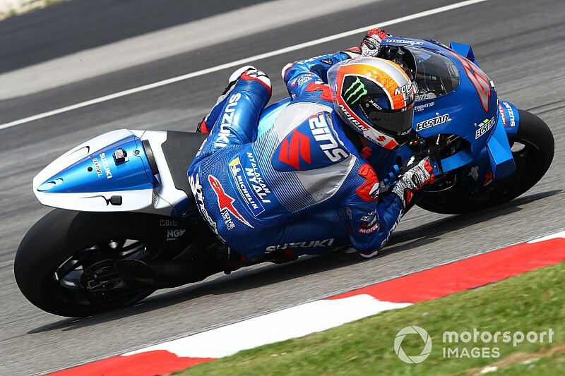 "Suzuki is ""where I wanted it to be"", says Rins"