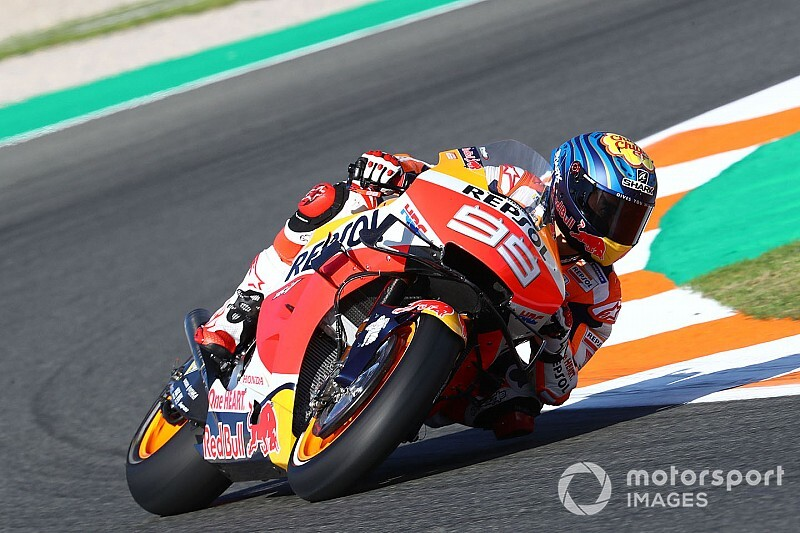 """Lorenzo: """"No pienso en el peligro, solo en ir rápido"""""""