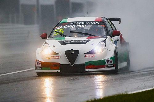 Le Alfa Romeo pronte per l'ultima sfida del WTCR in Malesia