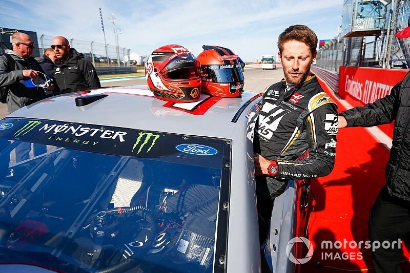 «Страшно». Грожан исключил переход в NASCAR