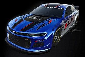 Chevrolet unveils revised Camaro ZL1 for Cup Series