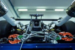 Lamborghini, primi test al banco per la Hypercar V12 Squadra Corse