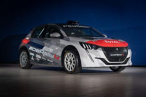 CIR: Paolo Andreucci racconta la Peugeot 208 Rally4