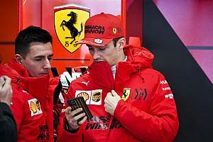 Leclerc explique pourquoi il est revenu au cahier de notes