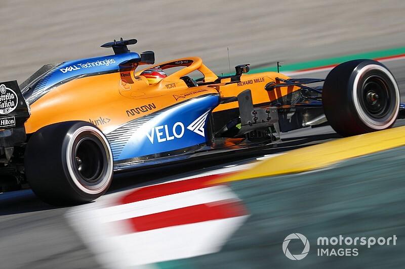 McLaren a roulé jusqu'à ne plus avoir de pneus