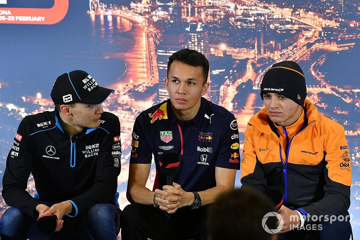 A Red Bull különleges videóval búcsúzik Albontól