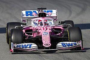 """Racing Point a pris """"un gros risque"""" en imitant Mercedes"""