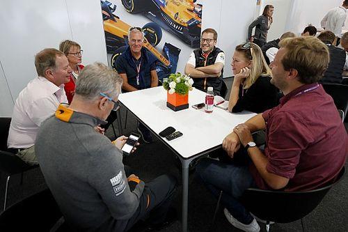 A McLarent a középmezőnybeli küzdelem is motiválja