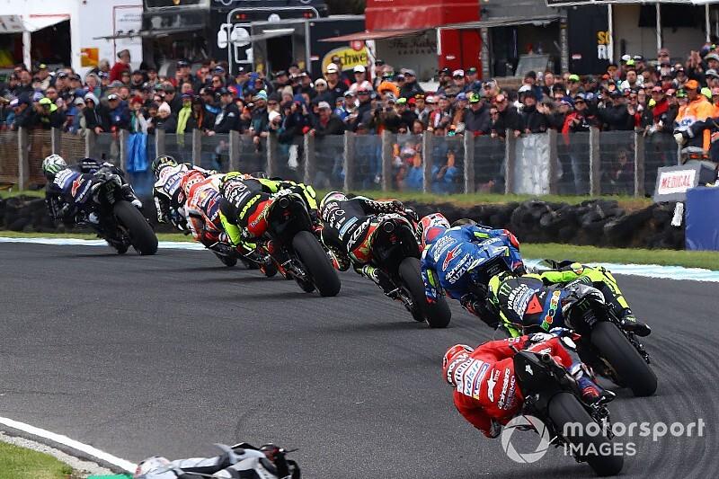 Galería: las espectaculares imágenes del Gran Premio de Australia