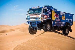 Goodyear-győzelem a Dakaron A KAMAZ-master csapattal
