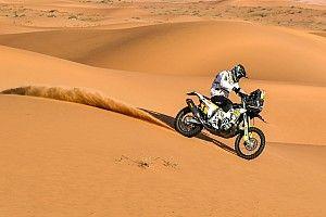 Quintanilla a un día de finalizar el Dakar: Aún queda carrera