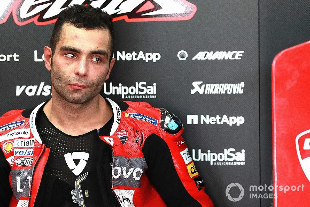 """Petrucci: """"Ducati ha deciso di non continuare il nostro rapporto"""""""