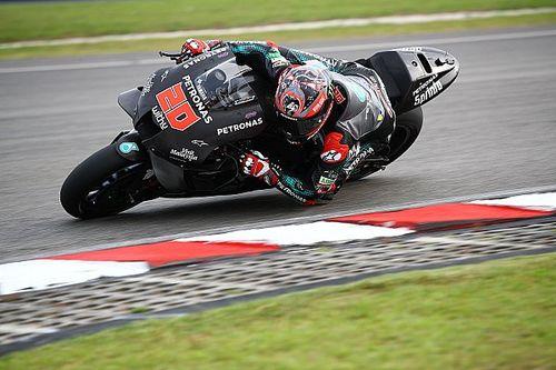 Test MotoGP Sepang, Giorno 3: Quartararo detta il passo alle 15