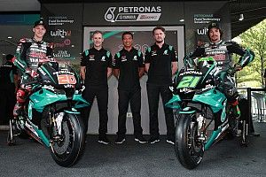 Yamaha, Petronas SRT unveil their 2020 MotoGP bikes