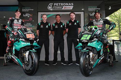 Yamaha, Petronas SRT unveil their 2020 MotoGP bikes