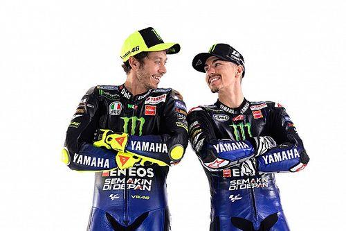 Rossi évoque l'après, Viñales regrette de changer de coéquipier