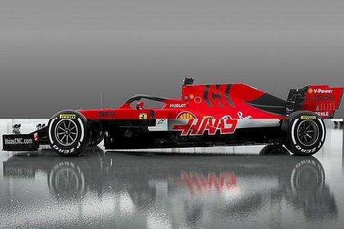 El innegable ADN del nuevo Haas VF20