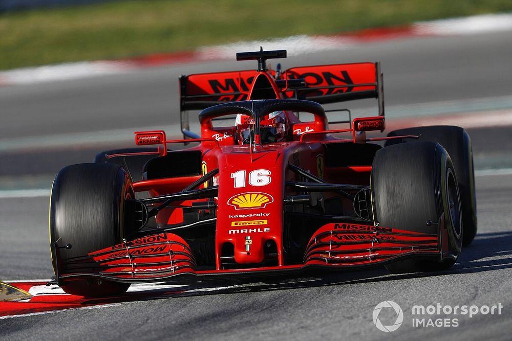Personal de Ferrari autorizado a partir a Australia