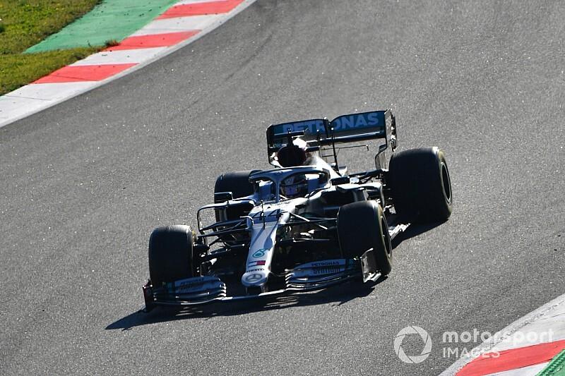 """""""Mercedes, Red Bull'un 0.3 saniye önünde"""""""