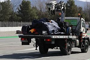 Megérkeztek az első képek a téli F1-es tesztről ötödik napjáról: Barcelona