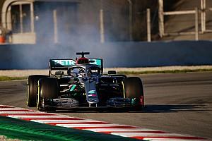 """Hamilton : Mercedes a constaté """"de nombreux problèmes"""""""