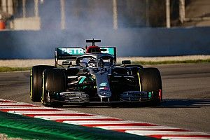 Mercedes deploys engine fixes after post-test investigation