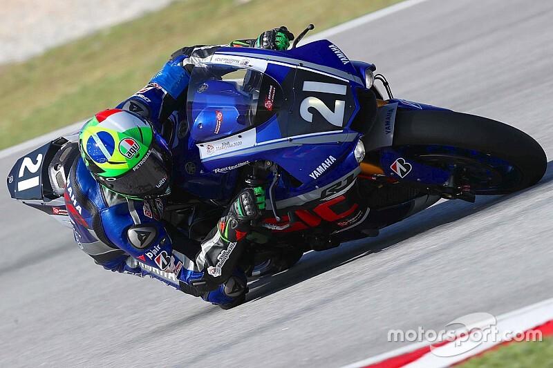 Van der Mark met Yamaha op pole in 8 uur van Sepang