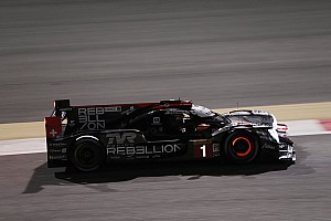 WEC: seconda Pole Position di fila per la Rebellion in Bahrain