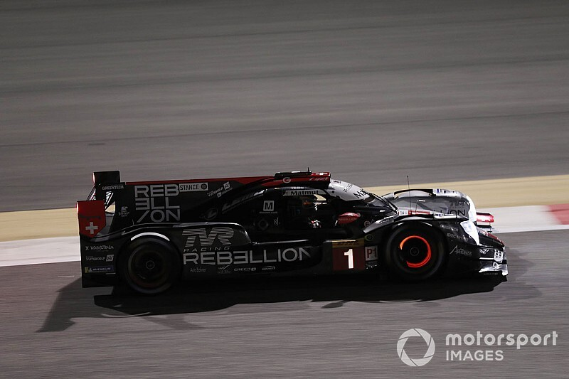Bahrain WEC: Rebellion outpaces Ginetta for pole