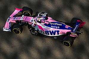 Racing Point объявила дату презентации нового болида