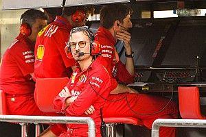 """Ferrari, Mekies: """"Non abbiamo la bacchetta magica, ma reagiremo"""""""