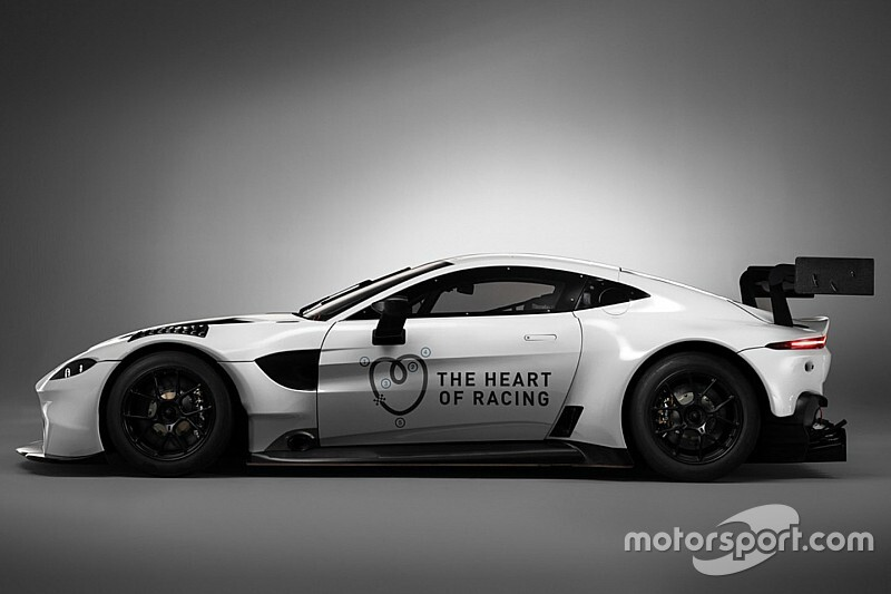 Aston Martin re-enters IMSA with The Heart of Racing