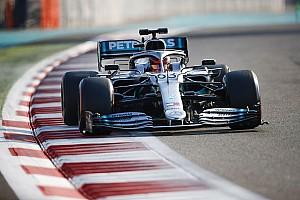 A Mercedes F1-es technikája a motorokkal kezdődik