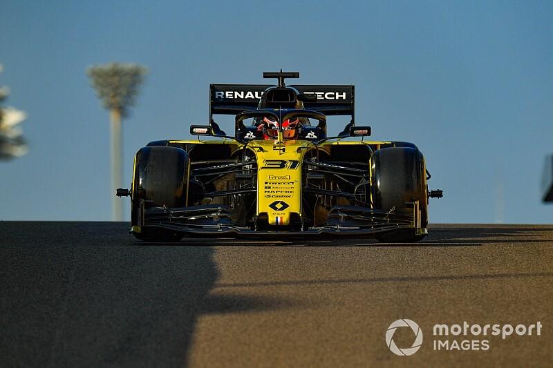 Photos - Les premières images d'Ocon chez Renault