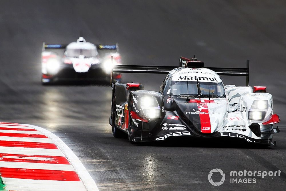 """Senna wants """"proper race"""" with Toyota in WEC title run-in"""