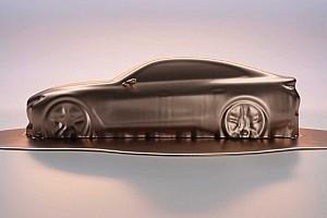 Elektromos hajtással és 530 lóerővel érkezik a BMW Concept i4